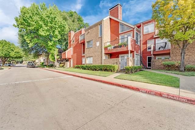 9805 Walnut Street #210, Dallas, TX 75243 (MLS #14627756) :: Real Estate By Design