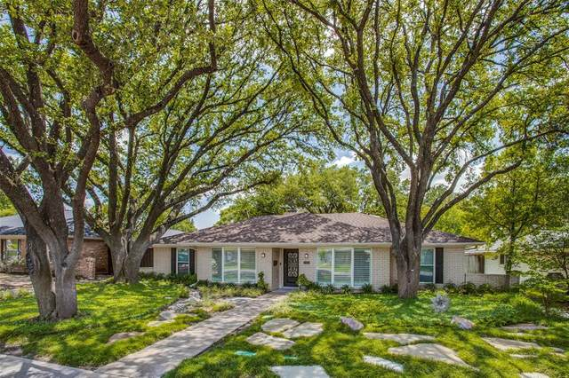 7334 La Sobrina Drive, Dallas, TX 75248 (MLS #14627783) :: The Krissy Mireles Team