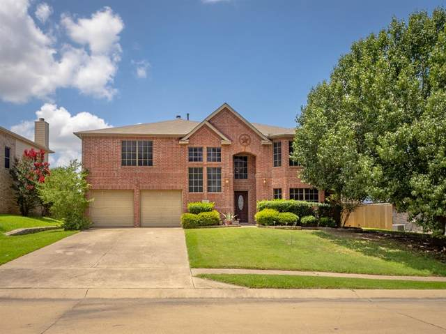 1611 Warrington Way, Forney, TX 75126 (MLS #14627784) :: Rafter H Realty