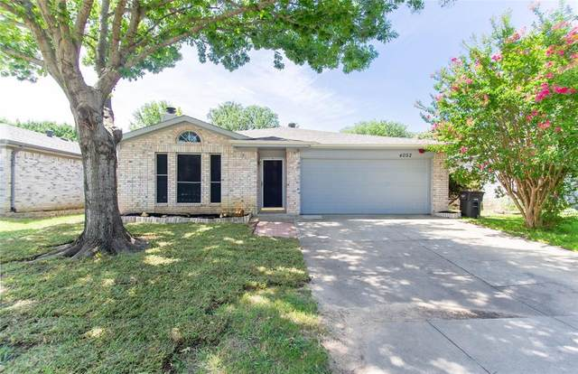 4052 Staghorn, Fort Worth, TX 76137 (MLS #14627796) :: The Krissy Mireles Team