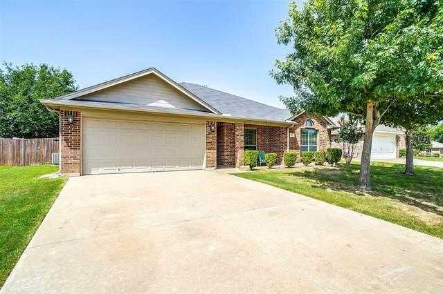 617 Reagan Lane, Burleson, TX 76028 (MLS #14627803) :: Rafter H Realty
