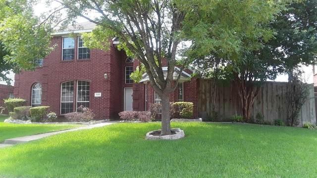 1448 Knob Hill Drive, Desoto, TX 75115 (MLS #14627819) :: The Mitchell Group