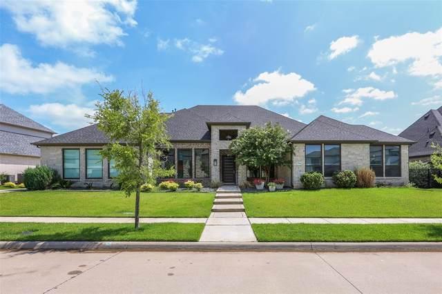 904 Lake Carillon Lane, Southlake, TX 76092 (MLS #14627831) :: The Krissy Mireles Team