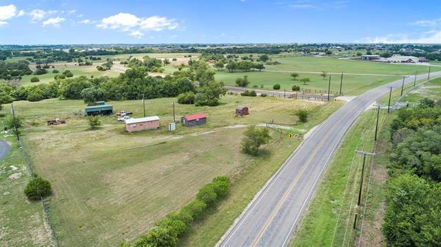 1963 Zion Hill Road, Weatherford, TX 76088 (MLS #14627857) :: Real Estate By Design