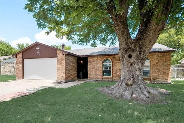 6020 Sidewinder Trail, Fort Worth, TX 76131 (MLS #14627874) :: Real Estate By Design