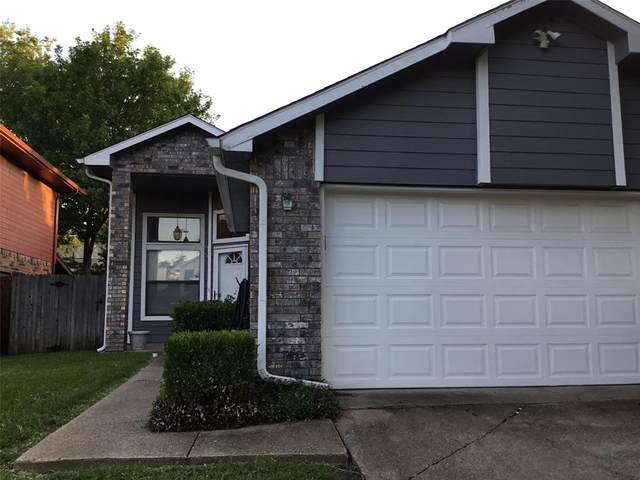 5343 Waterford Drive, Mesquite, TX 75150 (MLS #14627876) :: The Mauelshagen Group
