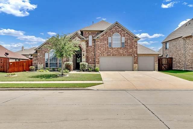 2272 Hideaway Pointe Drive, Little Elm, TX 75068 (MLS #14627881) :: Wood Real Estate Group