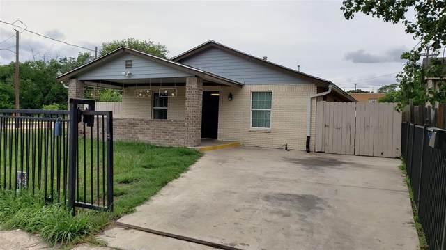 2607 Peabody Avenue, Dallas, TX 75215 (MLS #14627889) :: All Cities USA Realty