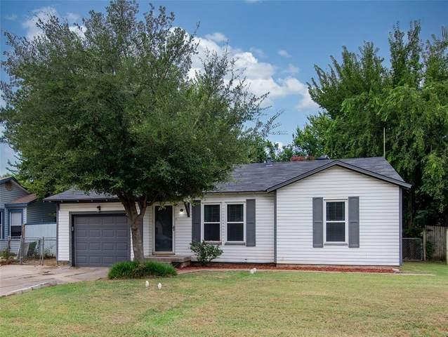 420 Harrison Lane, Hurst, TX 76053 (MLS #14627900) :: Real Estate By Design