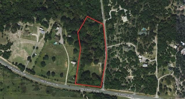 TBD Fm 1886, Azle, TX 76020 (MLS #14627920) :: Real Estate By Design