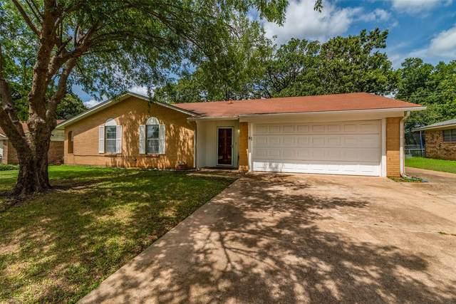 1407 Morrison Drive, Denison, TX 75020 (MLS #14627922) :: The Mauelshagen Group