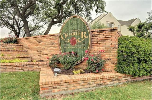 5325 Bent Tree Forest Drive 2210A, Dallas, TX 75248 (MLS #14627927) :: The Chad Smith Team