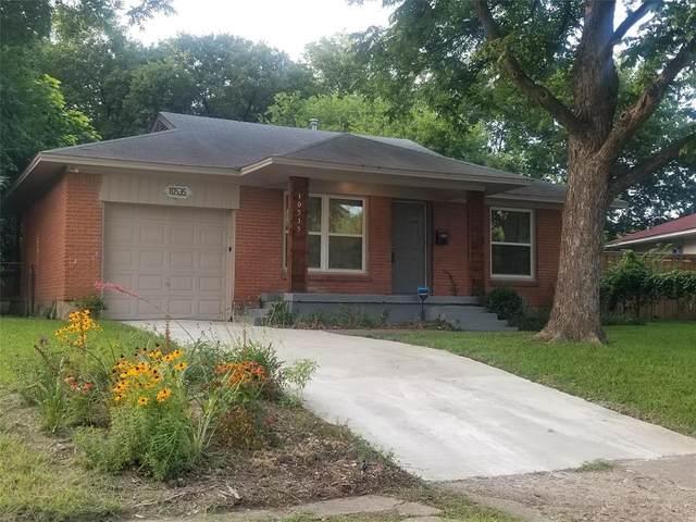 10535 Benbrook Drive, Dallas, TX 75228 (MLS #14627942) :: Wood Real Estate Group