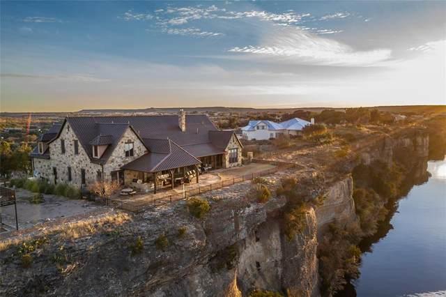 6069 Hells Gate Loop, Possum Kingdom Lake, TX 76475 (MLS #14627944) :: Wood Real Estate Group