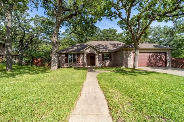 1007 N Liveoak Street, Hamilton, TX 76531 (MLS #14627961) :: Real Estate By Design