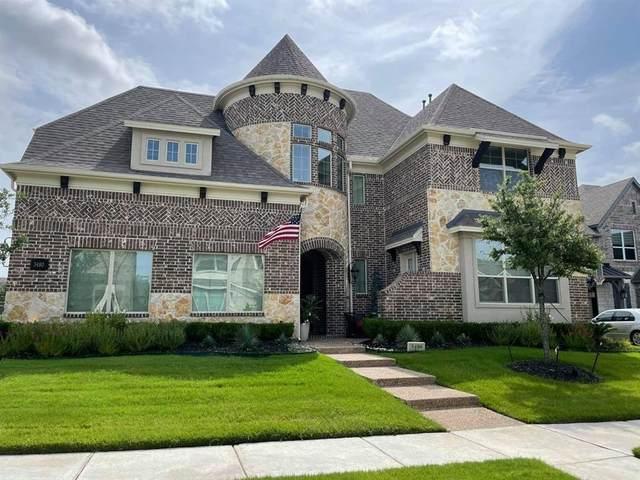 3480 Harvest Glen Drive, Frisco, TX 75034 (MLS #14627965) :: Real Estate By Design