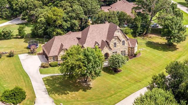8200 Bella Flora Drive, Fort Worth, TX 76126 (MLS #14627987) :: Real Estate By Design