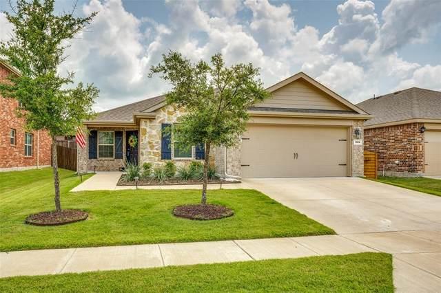 998 Riverstone Trail, Princeton, TX 75407 (MLS #14628021) :: Real Estate By Design