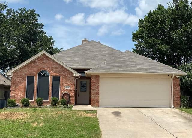1520 Ashwood Lane, Grapevine, TX 76051 (MLS #14628037) :: Wood Real Estate Group