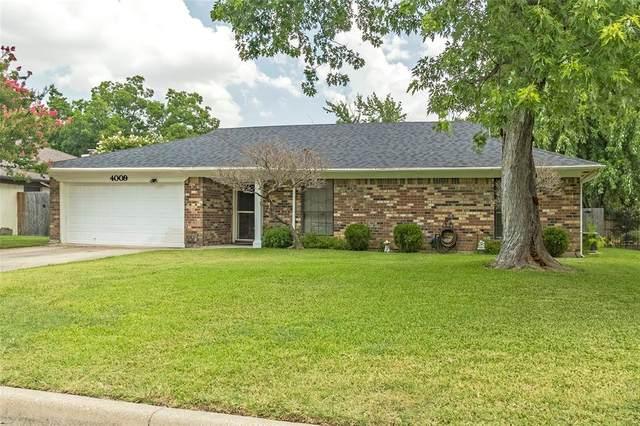 4009 Chestnut Street, Fort Worth, TX 76137 (MLS #14628042) :: Real Estate By Design