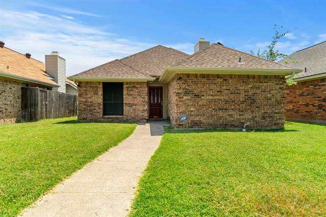 3311 Sara Drive, Rowlett, TX 75088 (MLS #14628053) :: Maegan Brest | Keller Williams Realty