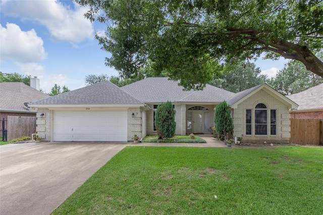7512 Teakwood Court, North Richland Hills, TX 76182 (MLS #14628056) :: 1st Choice Realty