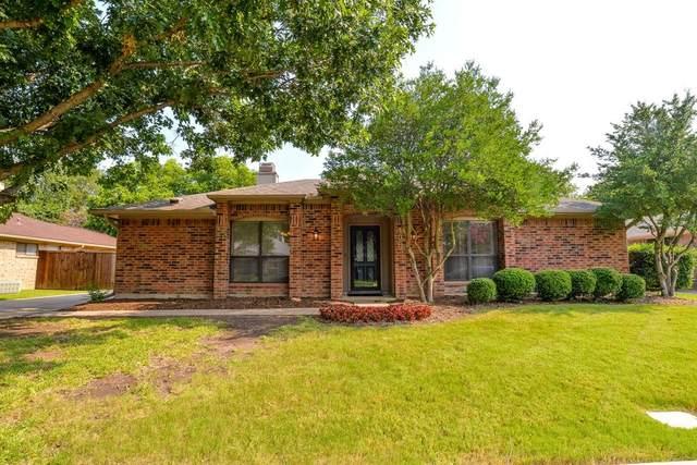406 Cooper Lane, Coppell, TX 75019 (MLS #14628062) :: The Hornburg Real Estate Group