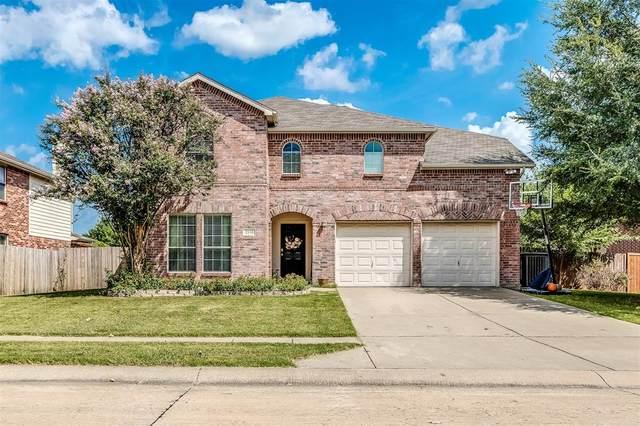 2118 Eisenhower Drive, Mckinney, TX 75071 (MLS #14628070) :: Rafter H Realty
