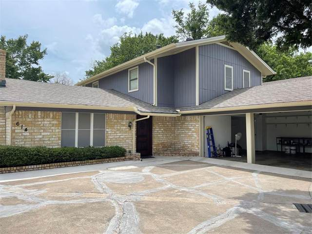614 E Union Bower Road, Irving, TX 75061 (MLS #14628073) :: Wood Real Estate Group