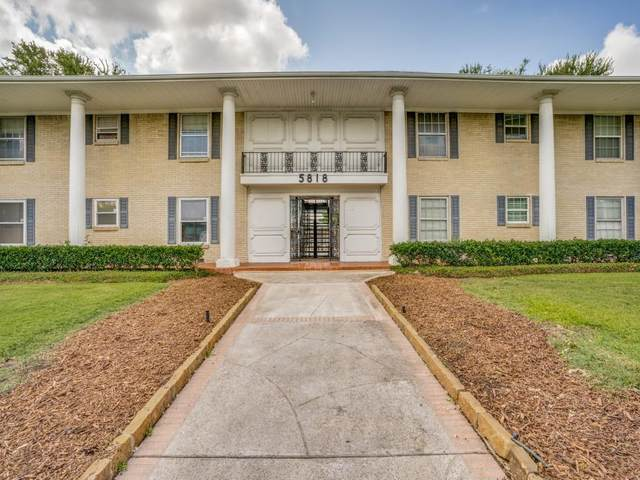 5818 E University Boulevard #217, Dallas, TX 75206 (MLS #14628085) :: Robbins Real Estate Group