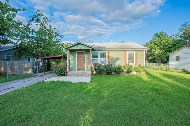 826 Ronald Street, White Settlement, TX 76108 (MLS #14628112) :: Team Tiller