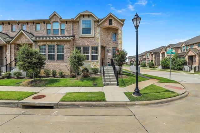 2575 Adam Lane, Lewisville, TX 75056 (MLS #14628114) :: Real Estate By Design