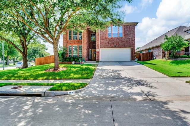 1651 Skyview Drive, Irving, TX 75060 (MLS #14628120) :: Real Estate By Design