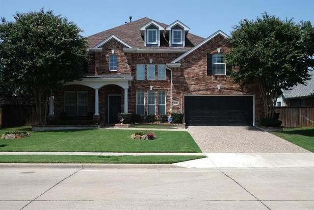 11726 Barrymore Drive, Frisco, TX 75035 (MLS #14628126) :: The Tierny Jordan Network