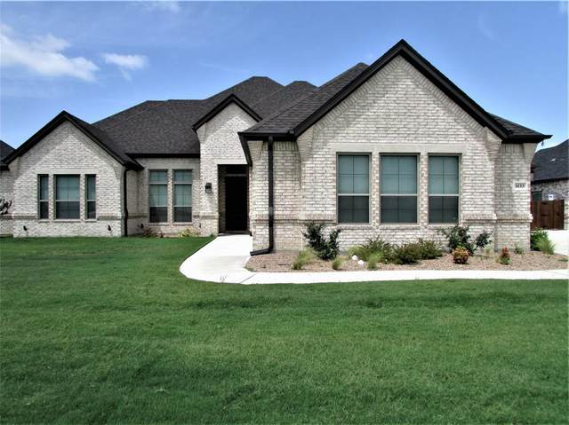 1133 Crown Valley Drive, Weatherford, TX 76087 (MLS #14628129) :: Rafter H Realty