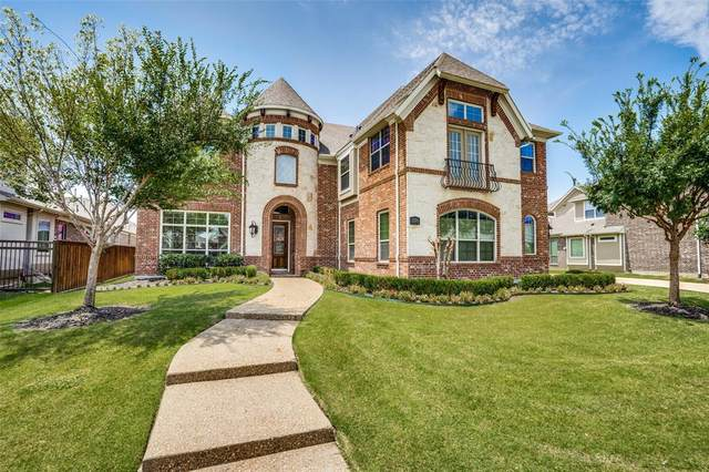 2307 Crest Pointe Place, Frisco, TX 75034 (MLS #14628150) :: DFW Select Realty
