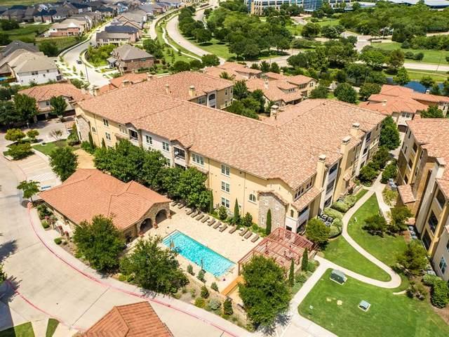 555 Via Amalfi #311, Irving, TX 75039 (MLS #14628191) :: The Star Team | JP & Associates Realtors