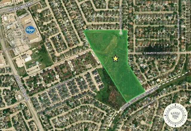 3918 Rolling Oaks Drive, Carrollton, TX 75007 (MLS #14628227) :: NewHomePrograms.com