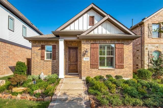 4604 Copper Mountain Trail, Arlington, TX 76005 (MLS #14628242) :: Real Estate By Design