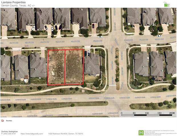 0 Grant Avenue, Argyle, TX 76226 (MLS #14628251) :: The Mitchell Group