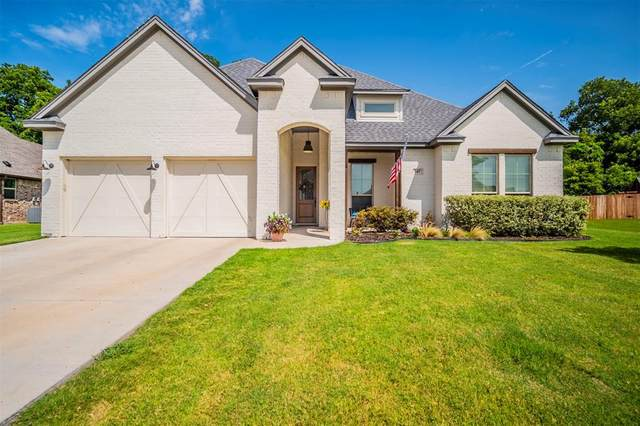 147 Breeders Drive, Willow Park, TX 76087 (MLS #14628269) :: Rafter H Realty