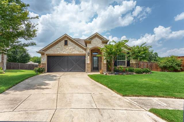 1017 Nob Hill Place, Mckinney, TX 75071 (MLS #14628291) :: Real Estate By Design