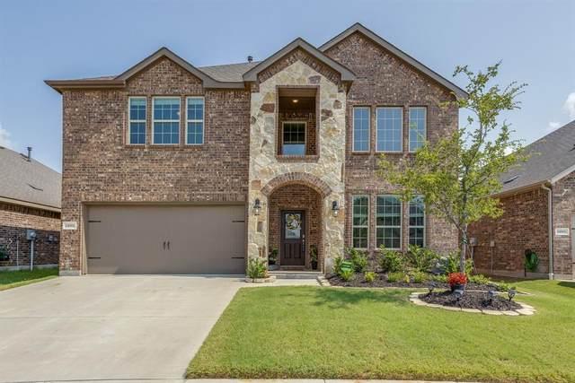 11001 Cobalt Drive, Aubrey, TX 76227 (MLS #14628295) :: Real Estate By Design