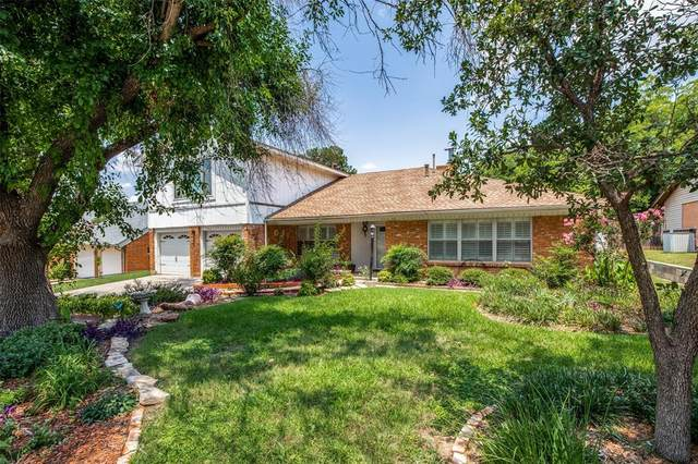 818 Canyon Court, Abilene, TX 79601 (MLS #14628303) :: Real Estate By Design