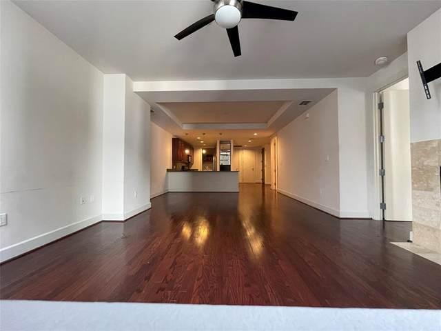1505 Elm Street #204, Dallas, TX 75201 (MLS #14628305) :: NewHomePrograms.com