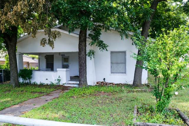 1705 Circle Park Boulevard, Fort Worth, TX 76164 (MLS #14628312) :: Rafter H Realty