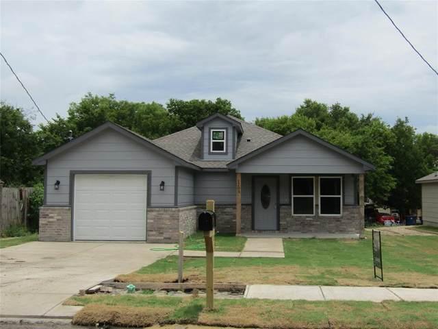 1203 Rosemary Street, Greenville, TX 75401 (MLS #14628319) :: The Krissy Mireles Team