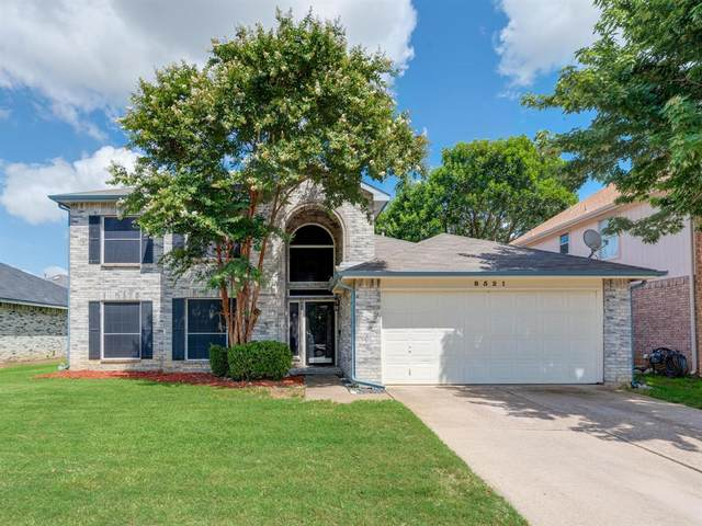 8521 Rain Forest Lane, Fort Worth, TX 76123 (MLS #14628345) :: Real Estate By Design