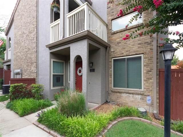 4242 N Capistrano Drive #163, Dallas, TX 75287 (MLS #14628347) :: The Great Home Team