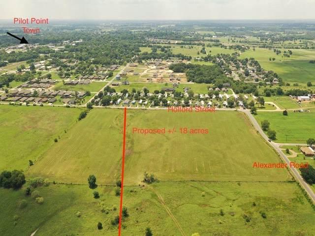 TBD Alexander Road, Pilot Point, TX 76258 (MLS #14628357) :: Robbins Real Estate Group